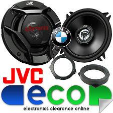 BMW 3 Series E46 Compact JVC 13cm 520W 2 Way Front Door Car Speakers & Brackets