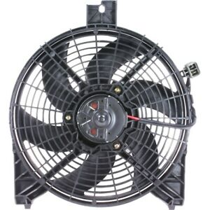 Omega Environmental Technologies 25-61088 Auxiliary Engine Cooling Fan Assembly