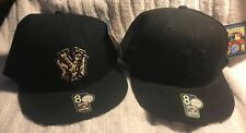 TWO BNWT NEW YORK YANKEES MITCHELL AND NES HATS