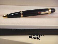 MONTBLANC Boheme Rouge Mini Kugelschreiber, schwarz (2760) Ruby & Gold