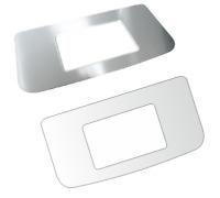 Schutzfolien für Bosch VeroCup100 TIS30159DE Abtropfblech - Tassenplattform -