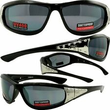 Viva Size Small Womens Motorcycle Glasses Sunglasses Biker Chick Ladies Mirror