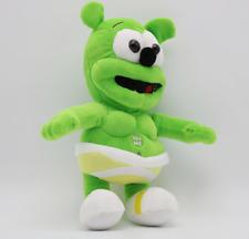 """Singing I AM A GUMMY BEAR Musical Gummibar Soft Plush Doll Toy 12"""" Teddy Gift"""
