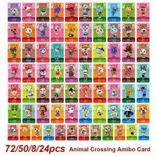 Animal Crossing / Zelda / Smash Bros Amiibo aux choix