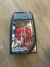 Rocky Balboa Rocky III 3 Jakks Pacific Collectors Thunderlips Figure