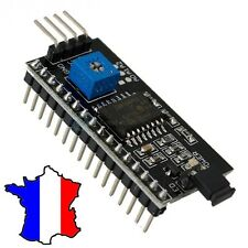 Module I2C TWI SPI pour LCD 1602 2004 arduino raspberry Pi - PCF8574AT