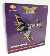 Aéronefs miniatures avions militaires en acier embouti 1:72