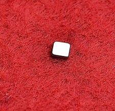 "100 Pack - Neodymium Rare Earth Magnets 1/8""x1/8""x1/32""   N42 Warhammer"