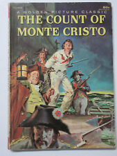 The Count of Monte Cristo A Golden Picture Classic CL-412 1957