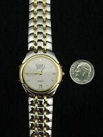 Gerrard Phillipe Men's Watch Stainless & Gold France, Swiss 7 Jewel