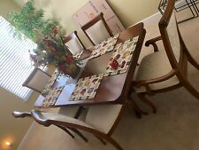 Furniture used dining room tables and Chairs
