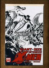 2008 Giant-Size Astonishing X-Men #1 Cassaday B&W Sketch Variant Still Sealed