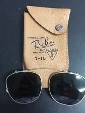 Ray-Ban VINTAGE Estate G-15 Sunglasses B&L Made in USA, J-30 L@@K!!