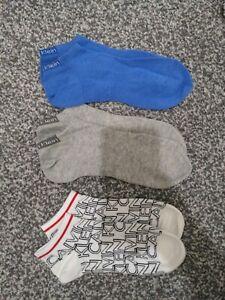 Calvin Klein Socks Women X 3 Pairs Bundle Small 4-6 UK ( Read Description )