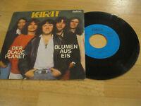 """7"""" Single Karat Blumen aus Eis  AMIGA DDR Vinyl 4 56 488"""