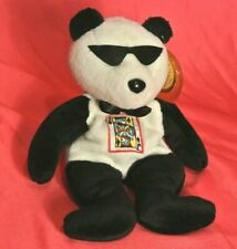 Celebrity Bears~Jack Nicholson Beanbag Plush Toy~Actor~The Shining~Star# 29