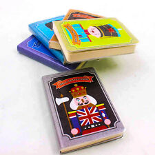 Nutcracker Soldier Diary Blank Note Book Memo Journal Portable Paper A0074 SU
