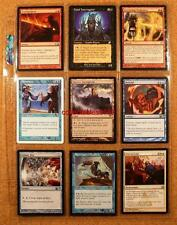 9 x MAGIC THE GATHERING MINT TRADING CARDS MIXED EDITIONS  #132
