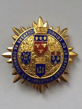 Insigne Chambre Commerce et Industrie LOIRET politique Political medal Orleans