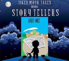 TIGER MOTH TALES – STORYTELLERS PART 1 DIGI  NEW  2015 PETER JONES ( RED BAZAR )