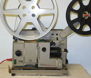 16mm Kino Filmprojektor Bauer P8 L professional Projektor projector Projecteur