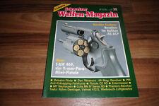 SCHWEIZER WAFFEN MAGAZIN  14/1984 -- PISTOLE CZ 83/VALMET 412 S/REVOLVER .45 ACP