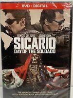 Sicario: Day of the Soldado (DVD + DIGITAL)