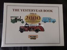 The Yesteryear Book 1956 to 2000 Millennium Edition - HB - Signed Copy