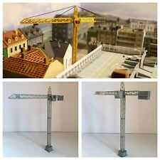 DAPR - N Gauge Model Railway Scenery Building Kit- Construction Tower Crane