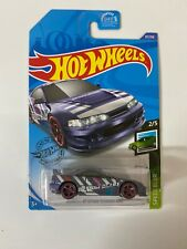 Hot Wheels 2020 Custom '01 Acura Integra GSR Speed Blur JDM New Case D Rare HTF