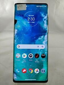 Motorola Edge + 256GB 5G UW XT2061-1 Verizon Wireless ONLY Smartphone Grey X909