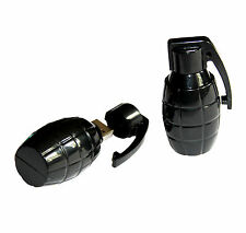 Grenade in black Computer USB Stick With 32 GB memory / USB 3.0 Flash Drive