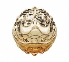 LALIQUE #10370400 VIBRATION BOX GOLD LUSTER BRAND NEW IN BOX CRYSTAL PARIS F/SH