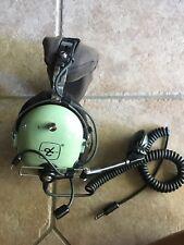 DAVID CLARK  H10-76 AVIATION  PILOT Headset