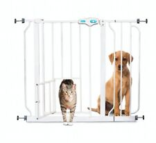 Carlson Baby Dog Cat Pet Safety Gates Doors Steel Expandable For Doorways Stairs