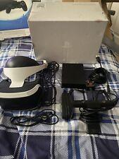 PlayStation 4 VR (PSVR) V2 Bundle Headset, Camera - Plus 2 Games
