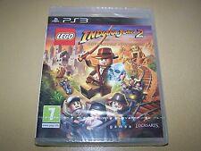 LEGO INDIANA JONES 2: l'Avventura Continua ** Nuovo e Sigillato **