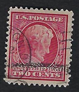 US # 369 -- Bluish Paper -- Used