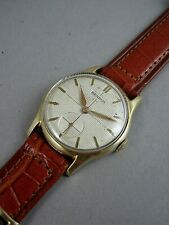 Vintage Benrus 17 Jewel DM21 Sub Second Hand Dial Manual Wind Swiss Made Watch