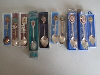10  x Australian Souvenir Spoon Set Collection (B2)