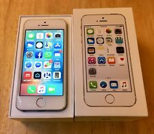 Apple iPhone 5 S - 16 GB-Argento (Sbloccato) Smartphone