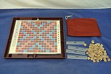MILTON BRADLEY SCRABBLE, TRAVEL GAME