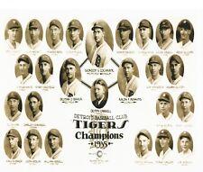 1935 Detroit Base-Ball Club Team 8 x 10 Black & White Photo -Cochrane, Greenberg