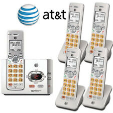 AT&T 5 Cordless Handset Phone System Answering Machine Caller ID Waiting EL52315