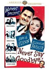 Never Say Goodbye (1946) DVD - Errol Flynn *New & Sealed* Region 4