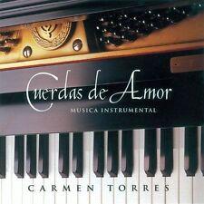 Carmen Torres / Cuerdas de Amor (LIKE NW CD) En Jesucristo, Cuan Grande es El !!