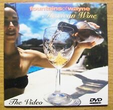 "Fountains of Wayne "" Mexican Wine"" Music Video DVD - Promotional Copy"