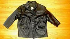 Vintage Men's Leather Jacket -  Greenwich Village's Famous Original Leather Line