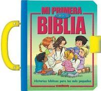 Mi Primera Biblia Portatil (historias bíblicas para los más pequeños)