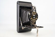 Kodak No 2 Folding Autographic Brownie Camera with Rectilinear Lens V18